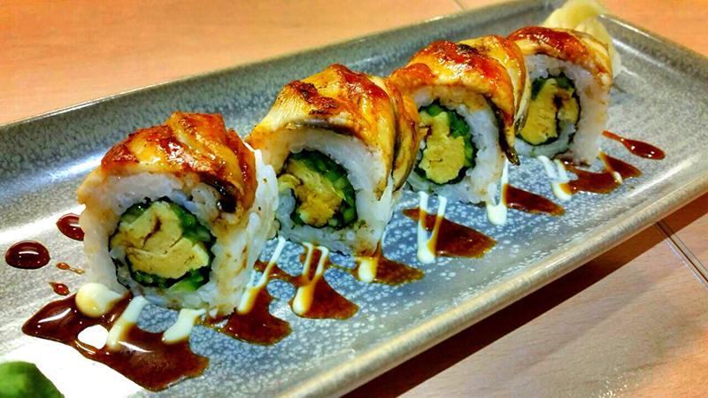 sushi restaurant menu cork city